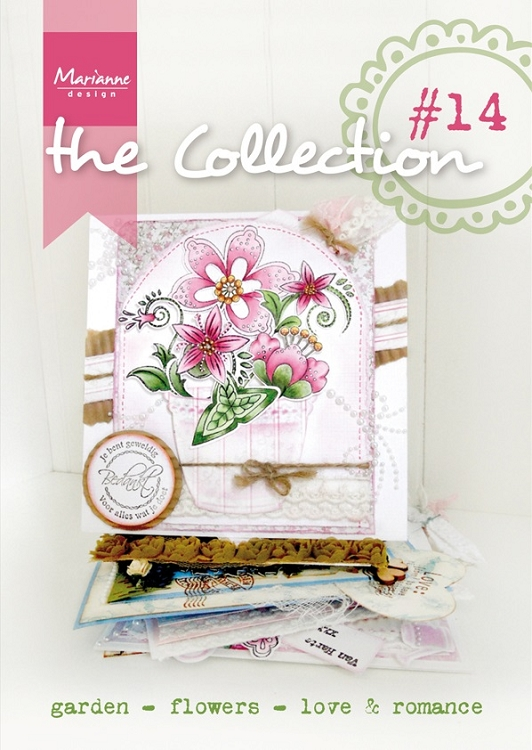 Marianne Design - The Collection February Edition