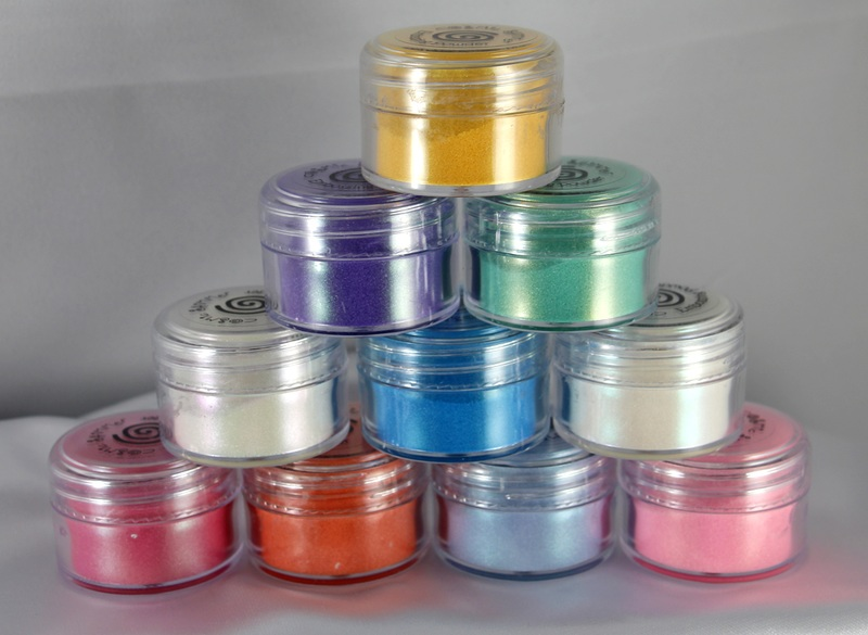 Cosmic Shimmer Lustre Embossing Powder