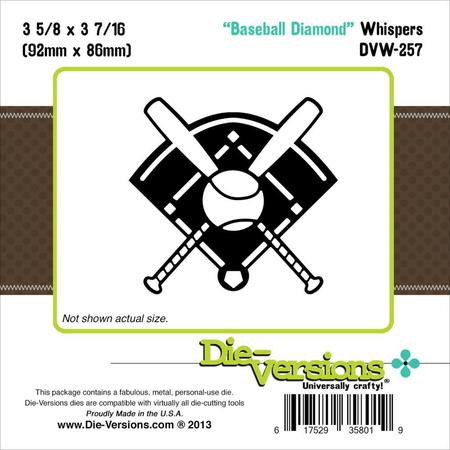 Whispers - Baseball Diamond
