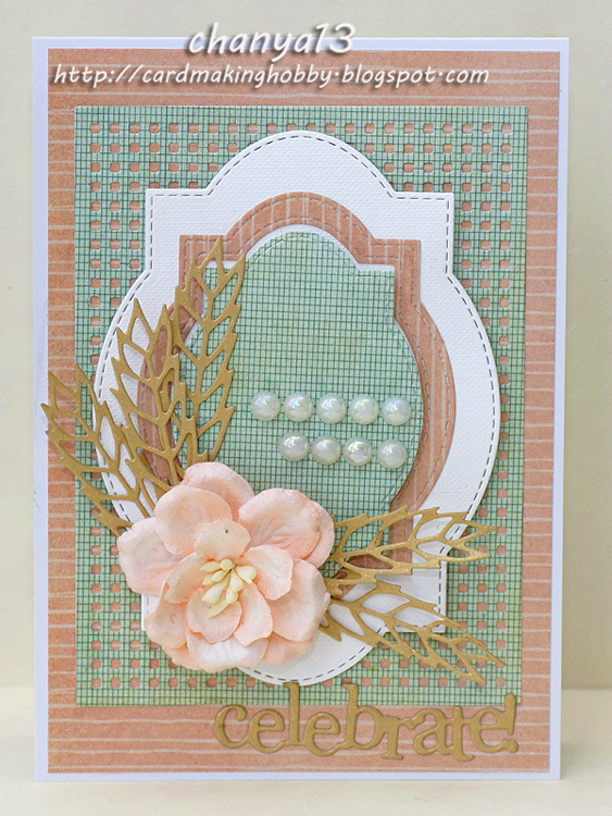 Ecstasy Crafts Frantic Stamper Precision Die - Cross-Stitch Grid