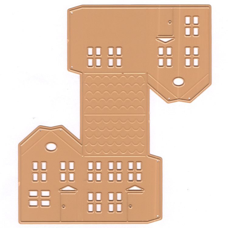 Nellie's Choice - Hobby Solution Die 3D House 2