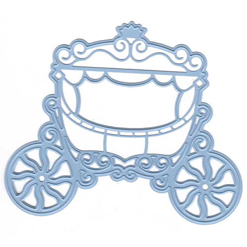 Marianne Design : Creatables Dies - Princess Carriage