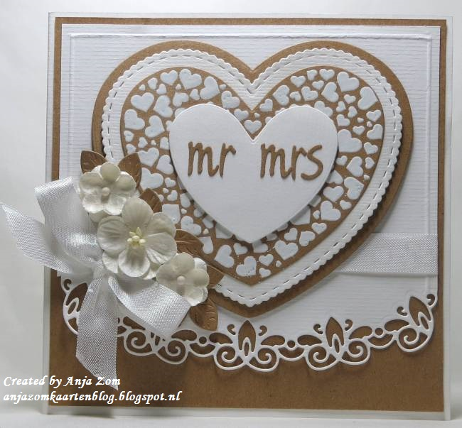 Marianne Design : Creatables Dies - Curved Border