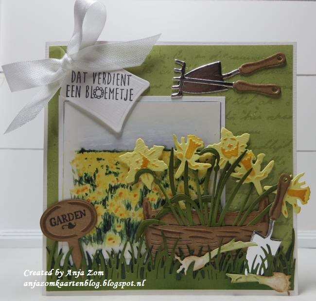 Marianne Design: Creatables Dies - Tiny's Narcissus