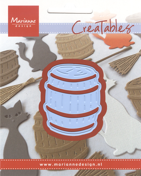 Marianne Design : Creatables Dies - Barrel