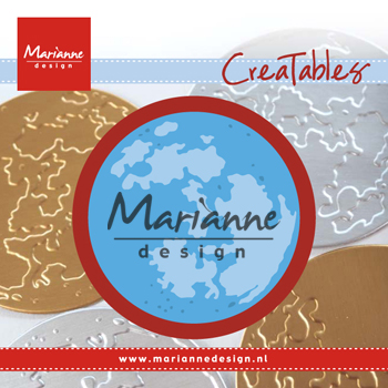 Ecstasy Crafts Marianne Design Creatables Moon