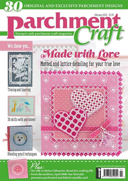 Parchment Craft Magazine - February 2015