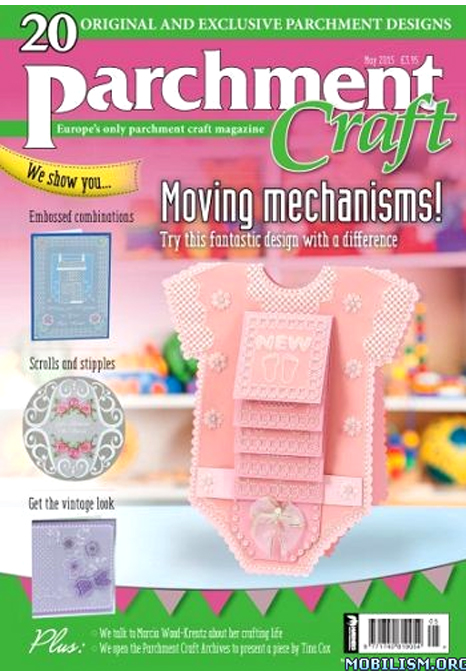 Parchment Craft Magazine - May 2015