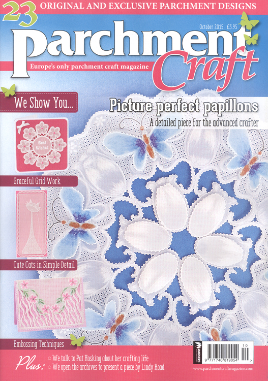 Parchment Craft Magazine - October 2015