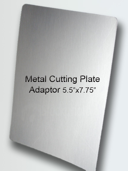 Small Metal Adaptor Plate (For Cuttlebug)