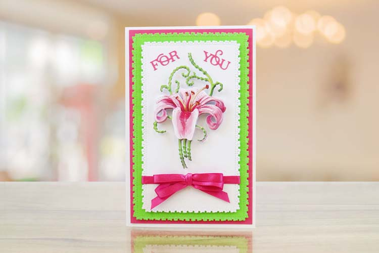 Tattered Lace Dies - Spun Sugar Sentiments