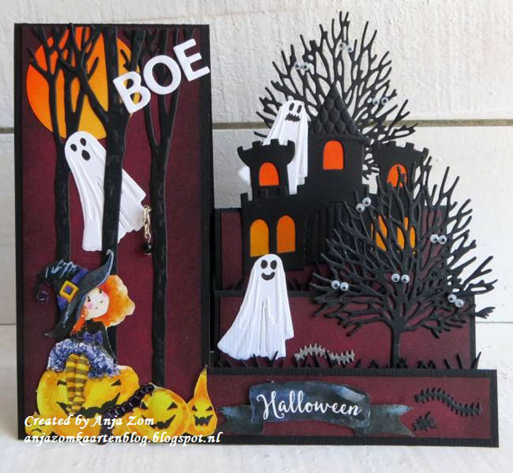 Halloween Cutting Sheet