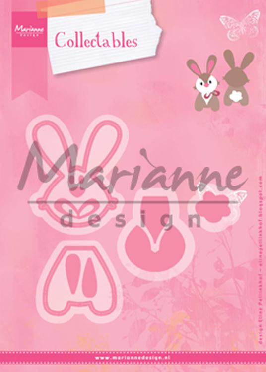 Marianne Design: Collectables Die Set - Bunny