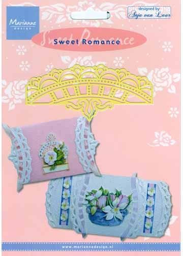 Stencils Sweet Romance Stencil Fancy Border