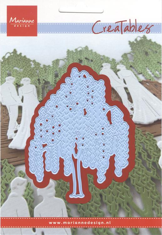 Marianne Design: Creatables Dies - Weeping Willow