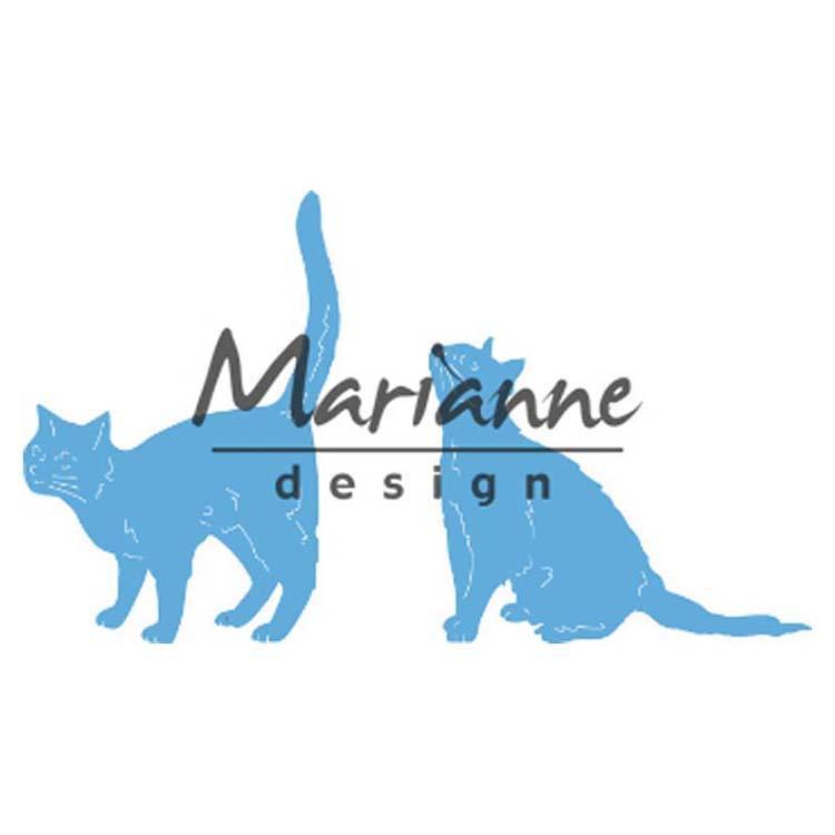Blue . Marianne Design Creatables Tiny/'s Bow Die