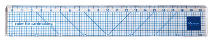 Marianne Design Ruler