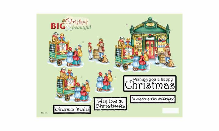 B&b Christmas Toy Shop