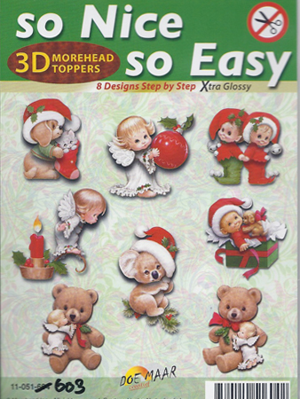 Morehead So Nice And Easy (8) -  Angel Ornament