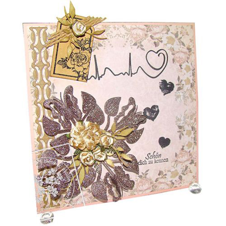 Joy! Crafts Cutting & Embossing Die - Butterfly