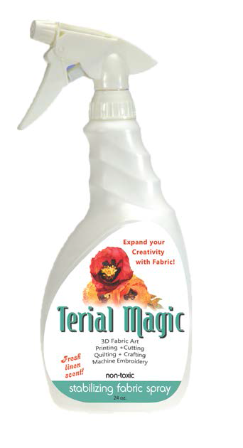 Terial Magic - Fabric Stabilizer 24 Oz