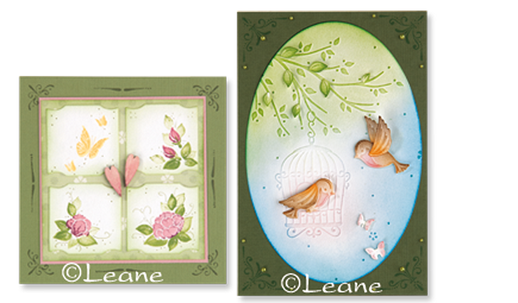 Project Life & Cards Lecreadesign® Clear Stamp Corners
