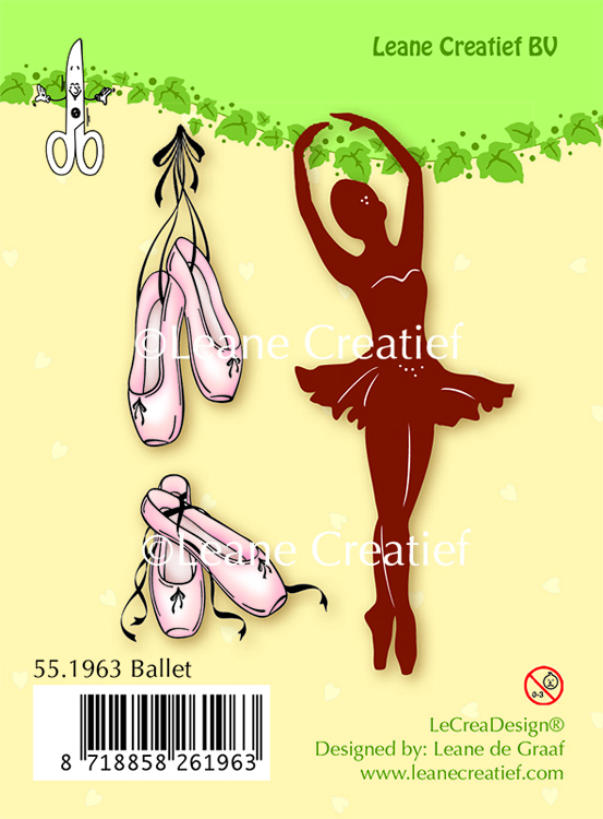 Clear Stamp Ballet