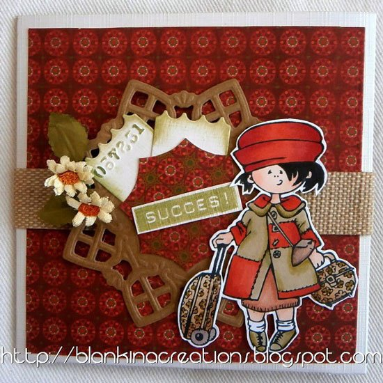 Ecstasy Crafts Marianne Design: Craftables Dies - Tags & Ticket (set Of 3)