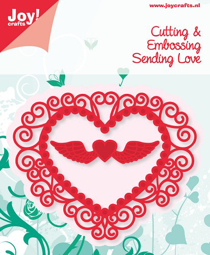 Joy! Crafts Cutting & Embossing Die - Hearts
