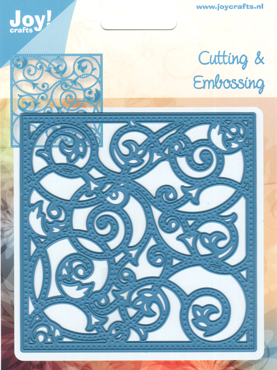 Joy Crafts Cutting Die  - Background With Holes