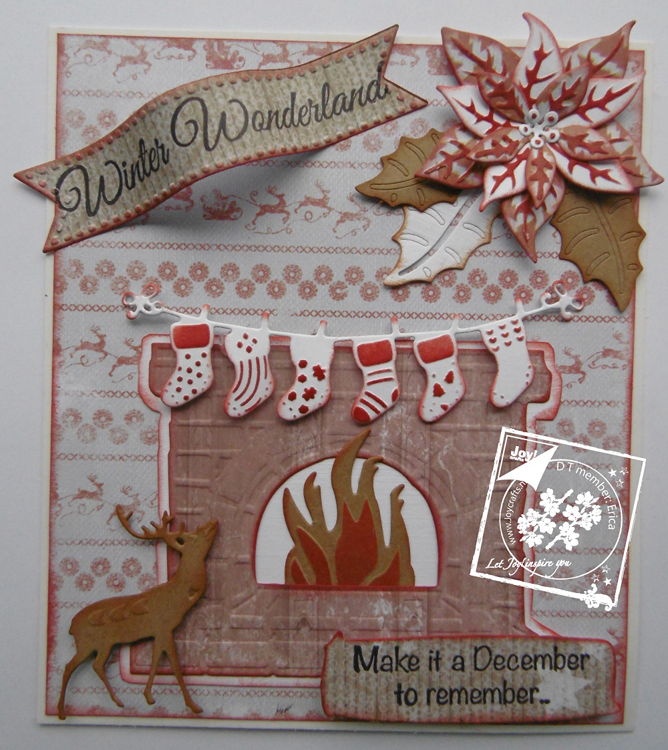 Joy! Crafts Cutting/ Embossing / Dembossing - Christmas Set