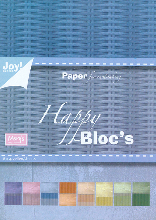 Paper Bloc - Happy