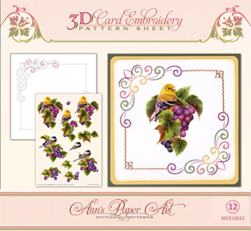 - Embroidery Patterns And Flower Sheets