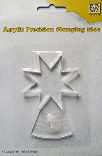 Acrylic Block For Precision Stamps