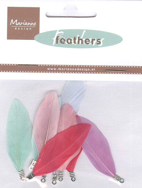 Feathers: Colours