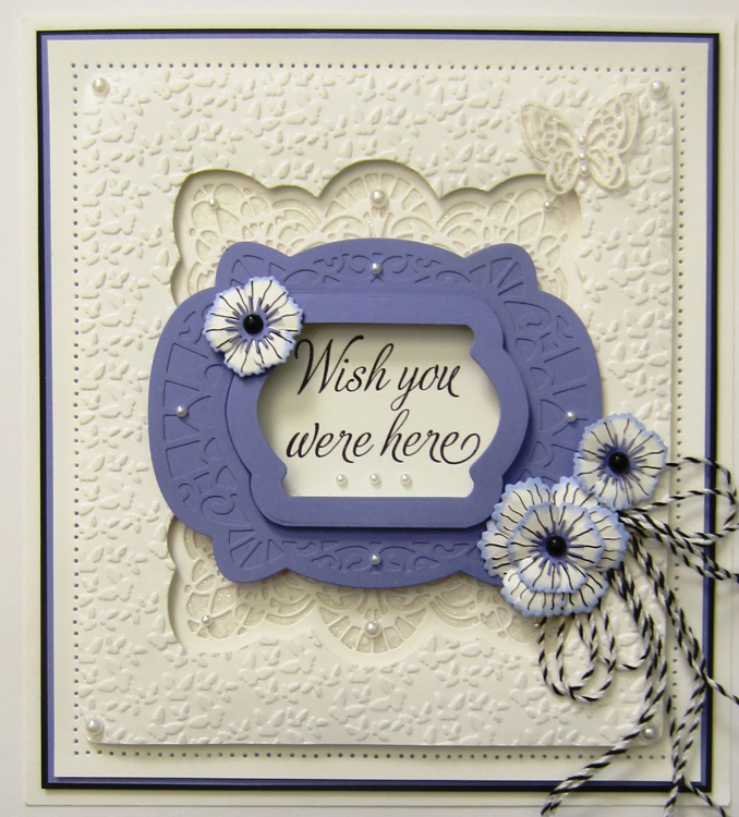 Elegant Sentiments Stamp Set