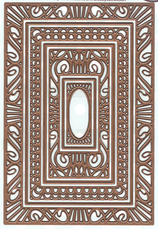 Ecstasy Crafts Indian Ocean Collection Background Die
