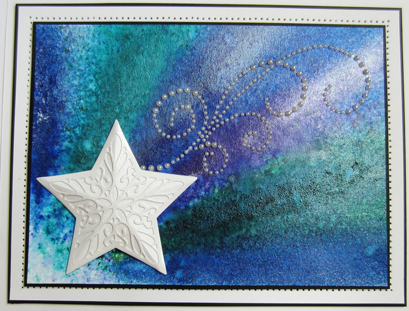 Ecstasy Crafts Festive Collection Aurora Star