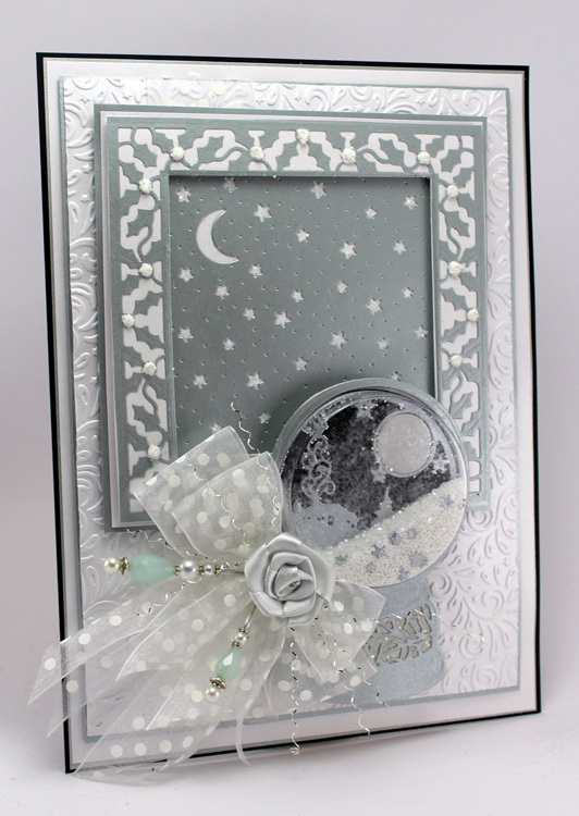 Ecstasy Crafts Festive Collection Snow Globe