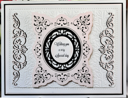 Ecstasy Crafts Frames & Tags Collection Grace
