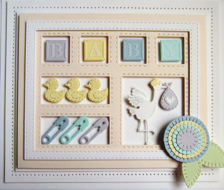 Ecstasy Crafts Shadow Boxes Collection New Arrival Die