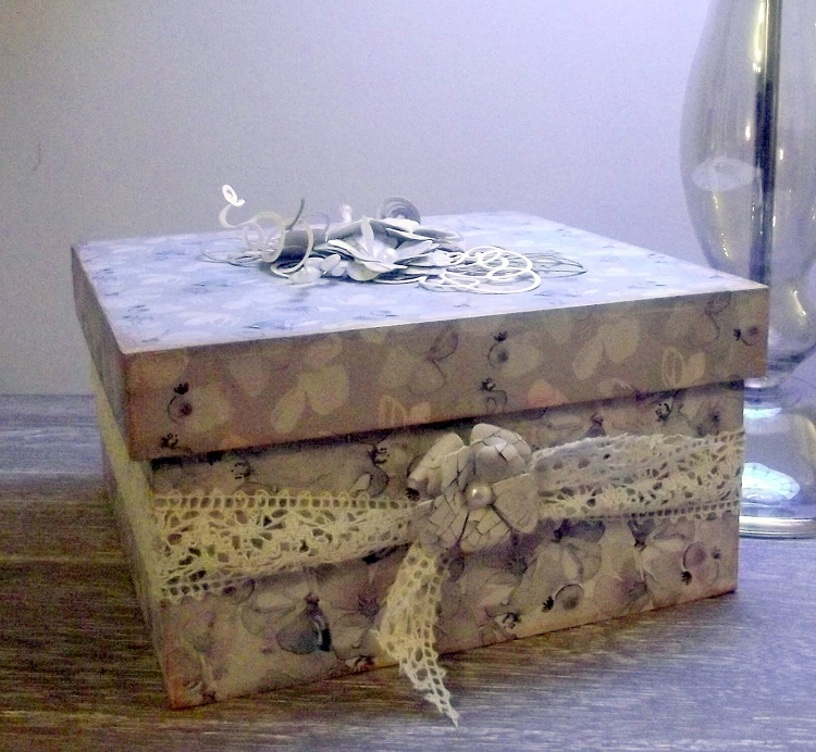 Creative Expressions Mdf Keepsake Box Set
