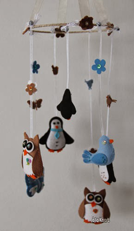 Ecstasy Crafts Marianne Design: Collectables Die Set - Birds