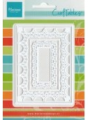 Ecstasy Crafts Marianne Design: Craftables Dies - Passe Partout - Rectangle