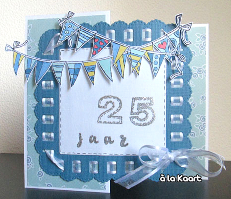 Ecstasy Crafts Marianne Design: Craftables Dies - Ribbon & Threading Frame & Labels