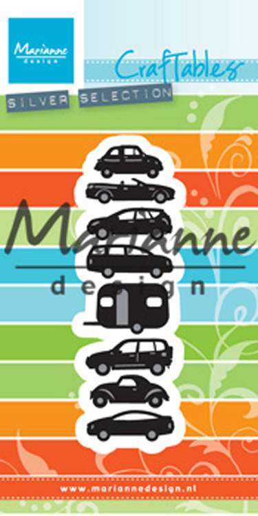 Marianne Design Punch Die: Cars