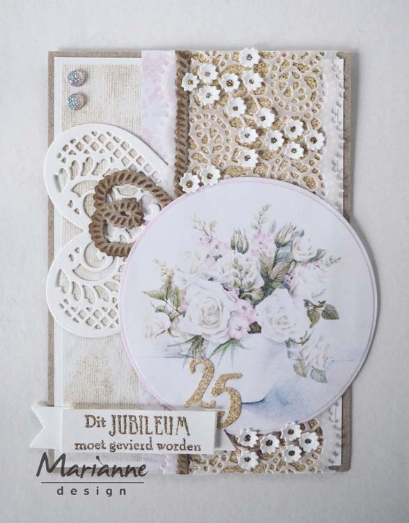 Ecstasy Crafts Marianne Design Craftables Brush Numbers