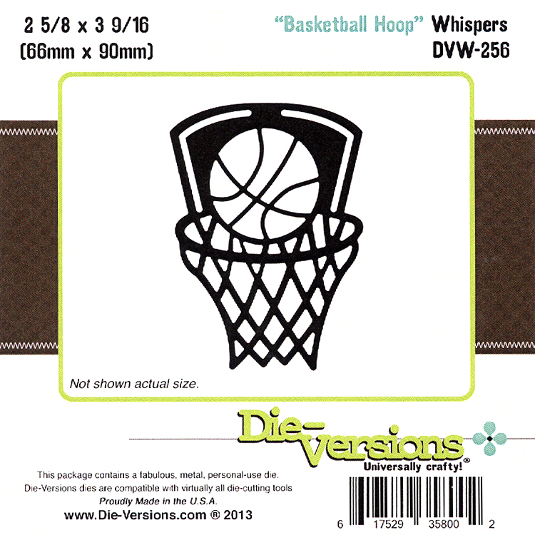 Whispers - Basketball Hoop