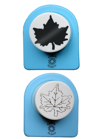Floral Punch Maple Leaf (jumbo)