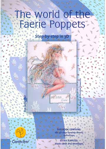 Ecstasy Crafts The World Of Faerie Poppet Print Book(18 Pages)